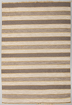 A CARPET, flat weave, ca 239 x 161,5 cm, Sweden the middle - the second half of the 20th century.