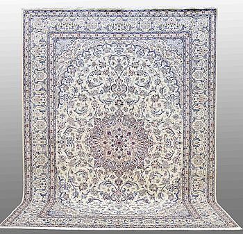 MATTA, Nain, part silk, s.k 9 LAA, 412 x 302 cm.
