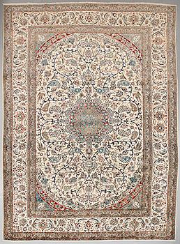 MATTA, Nain, part silk, 413 x 296 cm.