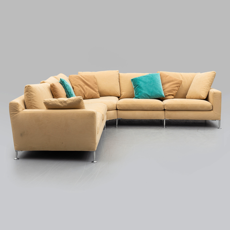 A Harry Large Sofa From B B Italia Bukowskis