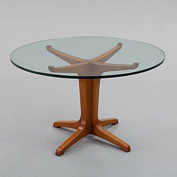 a Nordiska Kompaniet table, signed with label.