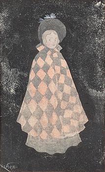 IVAR AROSENIUS, blandteknik, signerad och daterad IA 07.