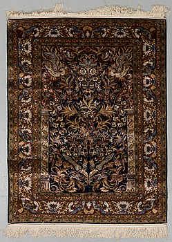 MATTA, Old, silke Täbris, ca 139 x 102.