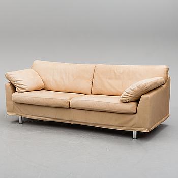 A 'Fredrik' sofa by Kenneth Bergenblad for DUX.