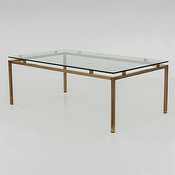 A 1970s coffee table.