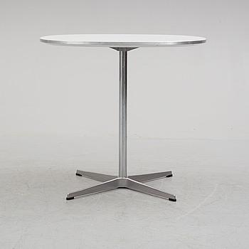 A 'Supercirkel' table by Bruno Mathsson & Piet Hein, Denmark, 1978.
