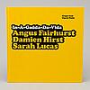 Angus fairhurst, damien hirst, sarah lucas, book, 'in-a-gadda-da-vida', tate publishing, no 9/100.