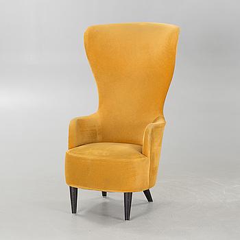 """TOM DIXON, """"Wingback Chair"""", 2000-tal."""