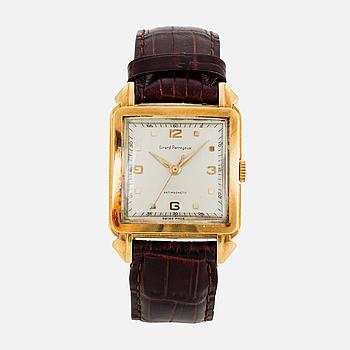 GIRARD-PERREGAUX, Antimagnetic, wristwatch, 30 mm.