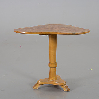 A SMALL TABLE, mid 20th century.