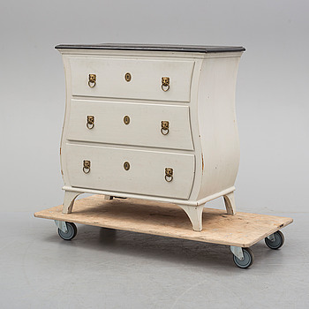 A circa 1900 chest of drawers.