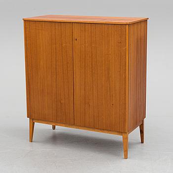 a 1950's teak cabinet.