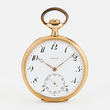 CONDOR, pocketwatch, 50,5 mm.