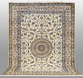 MATTA, Nain , part silk , s.k 9 LAA, 410 x 300 cm.