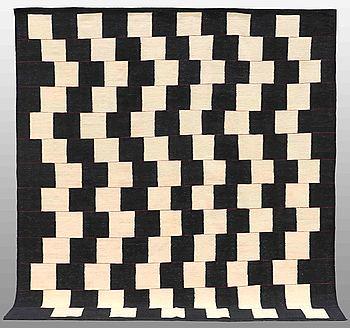 MATTA, slätväv, ca 277 x 260 cm.