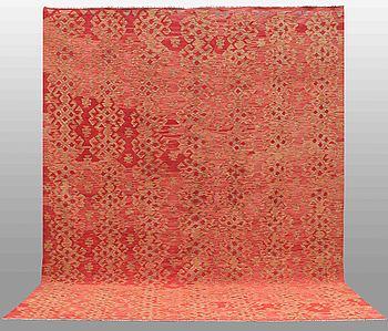 MATTA, Kelim, orientalisk, ca 403 x 325 cm.
