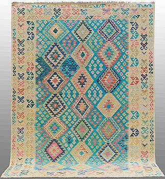 MATTA, Kelim orientalisk, ca 295 x 205 cm.