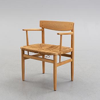 BØRGE MOGENSEN, stol, 1900-talets, Danmark, andra hälft.