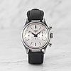 Heuer, wristwatch, chronograph, 35 mm