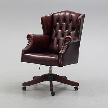 A 20th century chair.