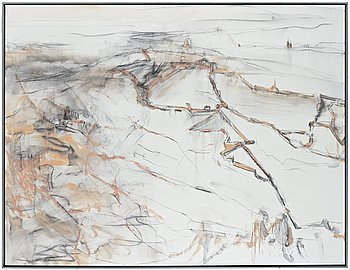 """205. Ola Billgren, """"Försvarsverk""""."""