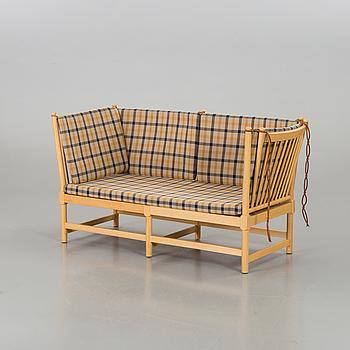 """SOFFA, """"Tremme"""", Børge Mogensen, Danmark, 1900-talets andra hälft."""