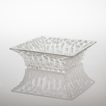 SKÅL, glas, Lalique, Frankrike, 1900-tal.
