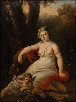 297. UNKNOWN ARTIST, 18th Century.