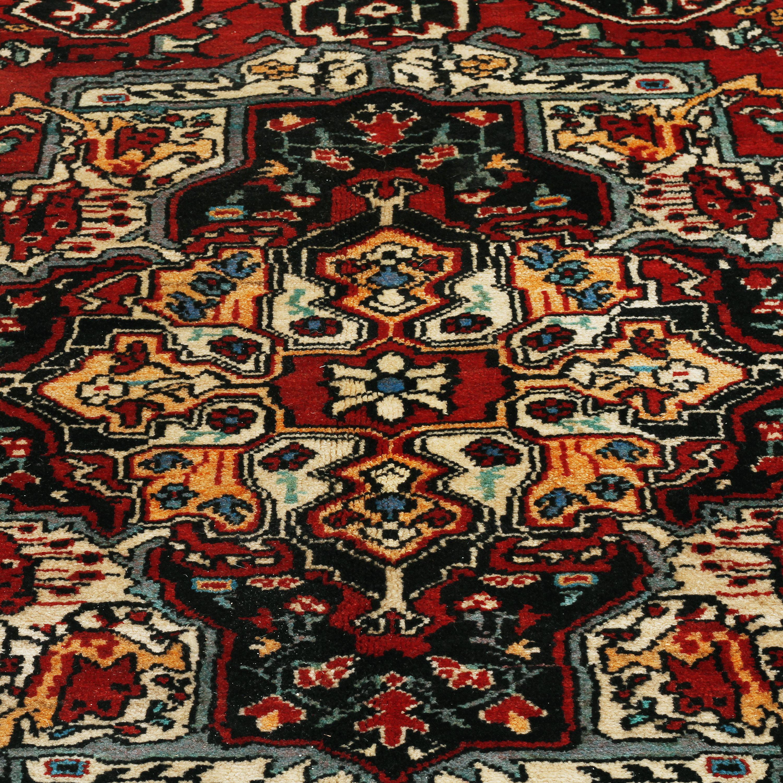 A Persian Rug 274 X 205 Cm Bukowskis