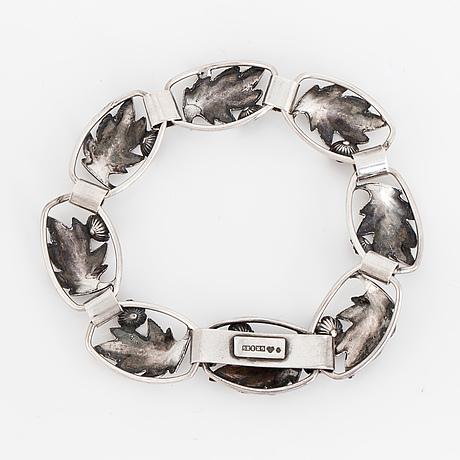 Armband, silver.