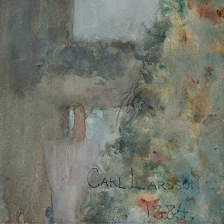 "Carl larsson, ""i montcourt"""
