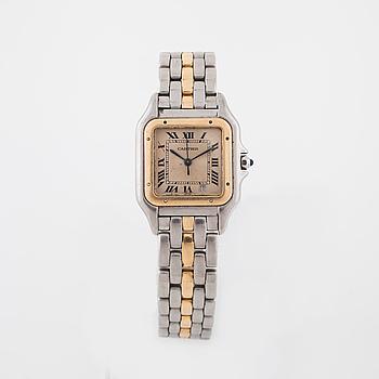 CARTIER, Panthère, armbandsur, 22 x 22 mm,