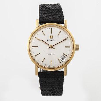 ZENITH, armbandsur, 34 mm.