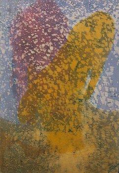 HENRI PFEIFFER, akvarell, signerad och daterad 39.