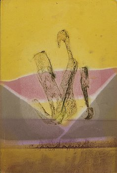 HENRI PFEIFFER, akvarell, signerad och daterad -29.