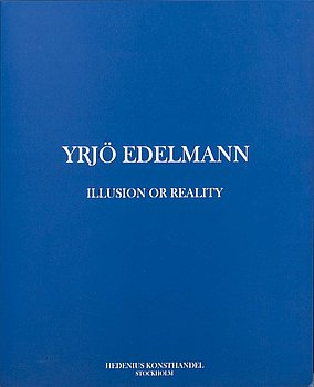 "YRJÖ EDELMANN, portfolio with 5 giclée prints, ""Illusion or reality"", signed and numbered 161/350."