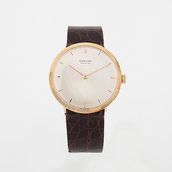 SARCAR, Geneve, armbandsur, 34 mm.