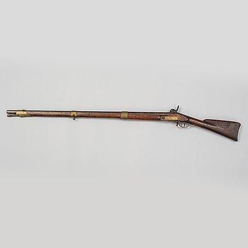 SLAGLÅSGEVÄR, svenskt, m/1815-49.
