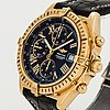 "Breitling, crosswind, ""tachymetre"", wristwatch, chronograph, 43 mm"
