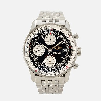 BREITLING, Navitimer Fighters, wristwatch, chronograph, 41,5 mm.