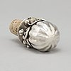 Georg jensen, a silver plug for a decater, denmark, 1915 27