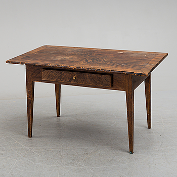 MÖSSBORD, allmoge, 1800-tal.