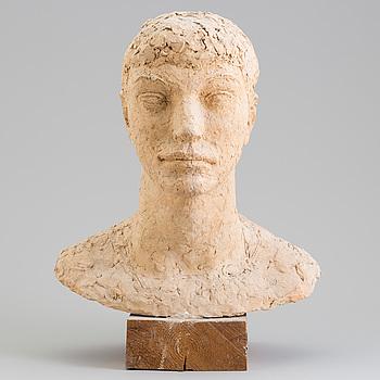 ASMUND ARLE, Skulptur, terrakotta, signerad A. Arle.