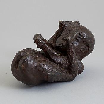 ASMUND ARLE, Sculpture, bronze, signed Asmund Arle.