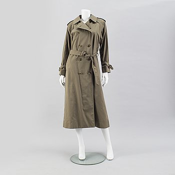 TRENCHCOAT, Burberry, 1980-tal. Omkring storlek 40-42.