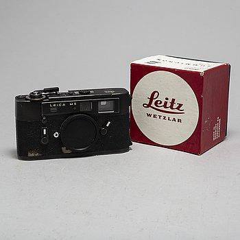 KAMERA, Leica M5, Nr 1353509. Wetzlar, Tyskland.