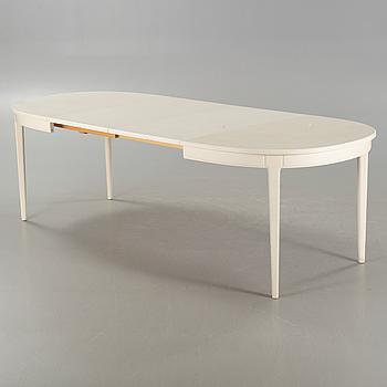 "CARL MALMSTEN, matbord, ""Herrgården"", Bodafors, 1961."