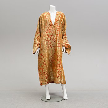 A KAFTAN, possibly Russian, first half of the 20th century.