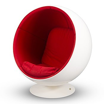 276. Eero Aarnio, A 'Ball Chair', special edition numbered 19/20 for Asko.