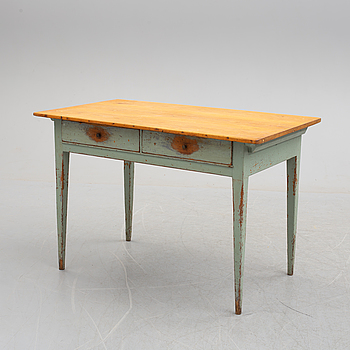 A late 19th century table.